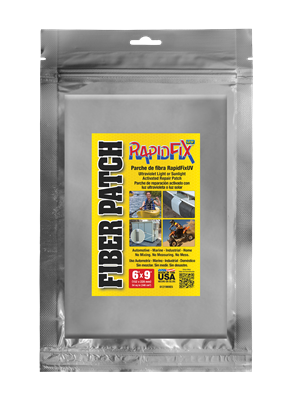 "RapidFix UV Fiber Patch 6""x9"""